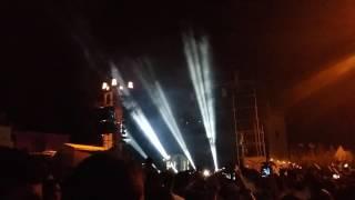 Diogo Piçarra Já não falamos - inicio de concerto