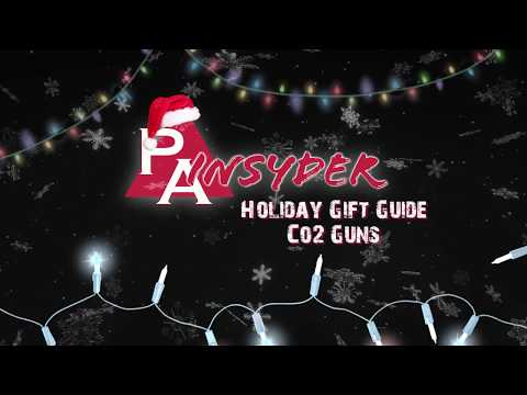 Video: 2017 Christmas Holiday CO2 Airgun Gift Guide | Pyramyd Air
