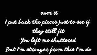 """The Letter Black - """"Shattered"""" {Lyrics}"""