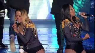 "K-NARIAS FEAT PANORAMA LIVE  ""LA MORENA YA LLEGO"""
