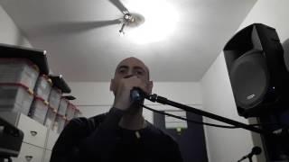 Caveman head《Eurythmics' s cover》(rehearsal at home