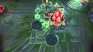 League of Legends :: Bronze V Map Awareness