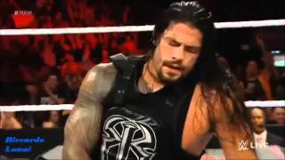 All 2015 Spear   Roman Reigns Tribute width=