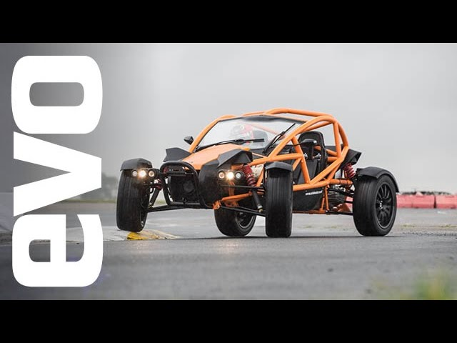 Ariel Nomad onboard | evo Track Car of the Year