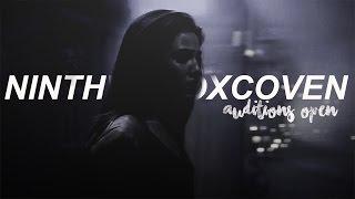 NinthwardxCoven || Auditions CLOSED