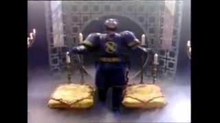 Power Rangers 20th Anniversary - Tribute 12: NINJOR