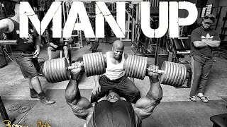 Bodybuilding Motivation | MAN UP | Eric Thomas-Arnold Schwarzenegger-Kai Greene