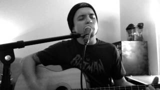 The Flame In The Flood by Chuck Ragan - Kyle Andrew Cover