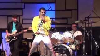 Queen Breakthru - Simply Queen - Let Me Entertain You