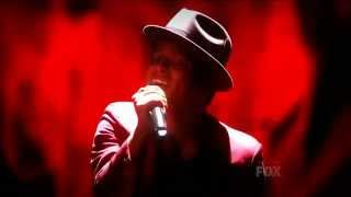 Bruno Mars 2013- It Will Rain LIVE The X Factor USA (edit video)