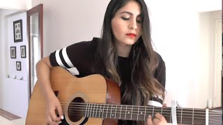 Talk is Cheap - Chet Faker (cover)