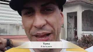 Yomo presenta Los adelantao Ak,Krusty,nael,caspel