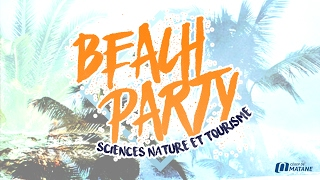 Aftermovie Beach Party