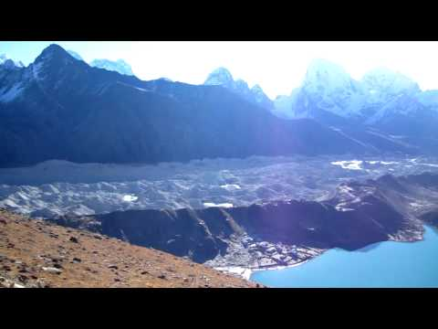 Halfway up Gokyo Ri – Nepal
