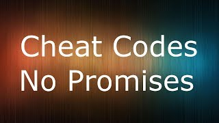 Cheat Codes - No Promises ft. Demi Lovato / Lyrics