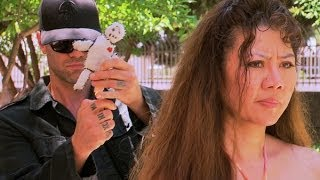 Criss Angel BeLIEve: How To Use A Voodoo Doll (On Spike)