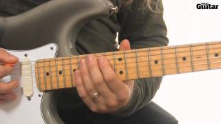 How to play Mastodon - Spectrelight riff