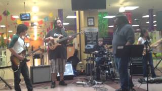 The Musicology Rock School - Seven Nation Army cover