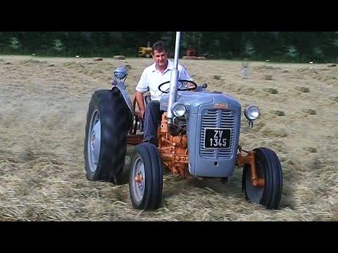 Vintage Haymaking in Ireland