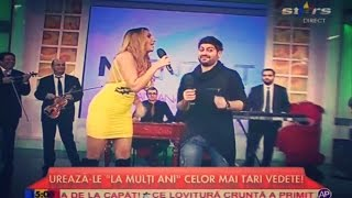 TICY si ROXANA PRINTESA ARDEALULUI - Hai da-mi ( Emisiune 30.11.2015 )