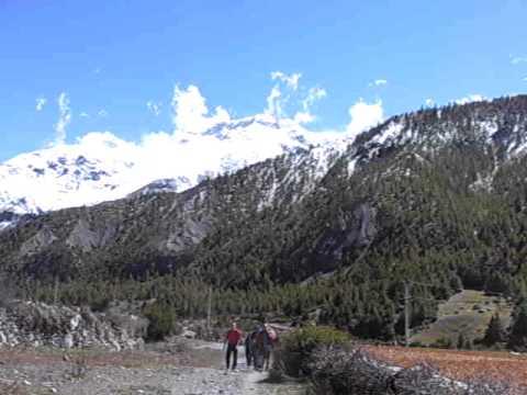 Martin in Nepal – 360°-Blick