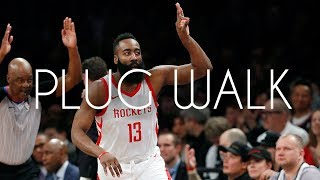 "JAMES HARDEN 17-18 MVP SEASON MIXTAPE ""Plug walk""ᴴᴰ"