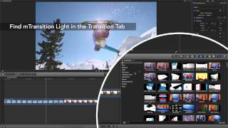 mTransition Light pack