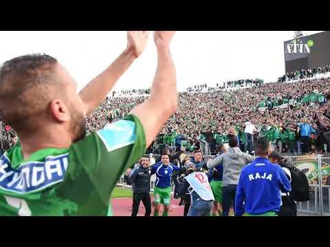 Video : Derby WAC-RCA: Revivez l'ambiance sur les gradins et comment les entraîneurs ont réagi au match
