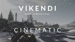 Vikendi PUBG Map Cinematic | PUBG is Beautiful #4