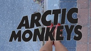 Arctic Monkeys - Old Yellow Bricks (Lyrics Video)
