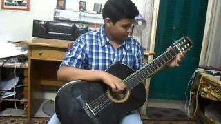 مازن مدحت لامونى اللى غارو منى جيتار mazen medhat lamwny ele 3arw mny guitar