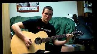 Simple Man - Acoustic Version by Fred