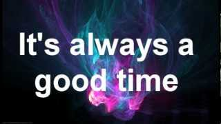 Good Time - OWL CITY ft. CARLY RAE JEPSEN [LYRICS!] (THE MIDSUMMER STATION)