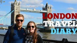London Travel Diary | Darcy Lynn