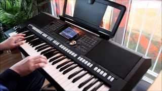 Trevor Rabin - Armageddon Soundtrack - PSR S950