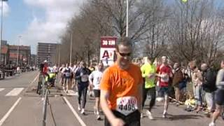 Rotterdam Marathon 2006 Bib no. 4374