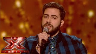 Andrea Faustini sings Sam Brown's Stop (Sing Off) | Live Results Wk 7 | The X Factor UK 2014