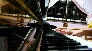 Because I'm Stupid (SS501 piano cover)