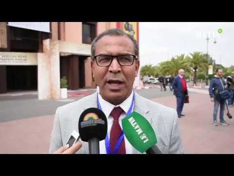 """Video : Bennacer Boulaajoul: """"Je pense qu'aujourd'hui l'Afrique a énormément de marge de manoeuvre et de progrès à réaliser"""""""