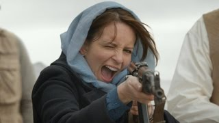 Tina Fey Enters a War Zone in 'Whiskey Tango Foxtrot'
