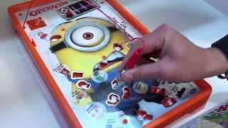 Hasbro Operando Minions minicapsulas Juegos Juguetes y Coleccionables