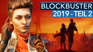 Spiele-Blockbuster 2019 für PC, PS4, Xbox One & Switch - Teil 2