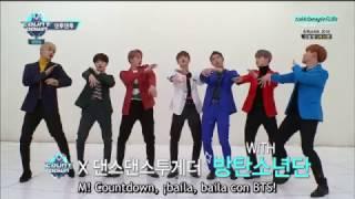 [SUB ESPAÑOL] 161020 BTS @ MCD dance together