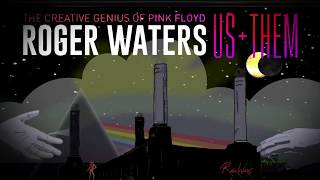 Roger Waters Us + Them inspired animation
