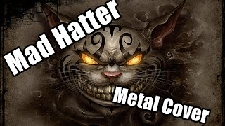 MAD HATTER METAL COVER||Video||Leer descrp.||By:Larva