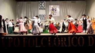 Grupo Folclórico de Faro - Corridinho, Escovinhas e Sapateado
