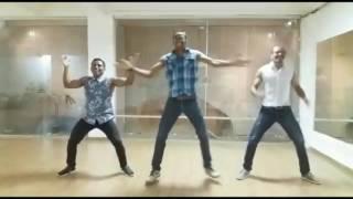 LÉO SANTANA - Querida, Cheguei - Coreografia | Carlinhos GD