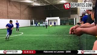 Halcones vs Leones Guerrerense Soccer League Final 2006
