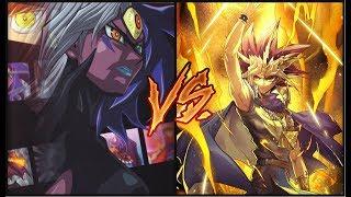 YUBEL VS ATEM Yu-Gi-Oh !  Protagonist Warz ! Round 1 Match 2/4
