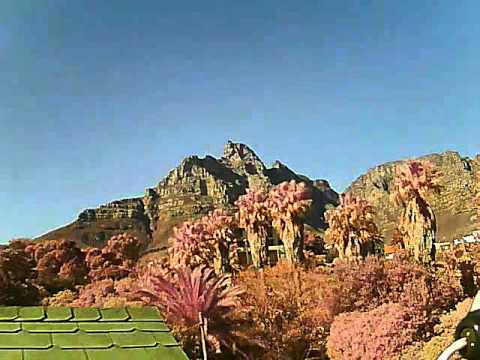 Timelapse Video – Table Mountain – 18/06/2011